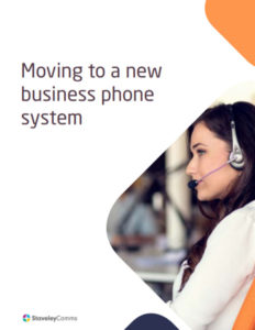Moving to a new Business System